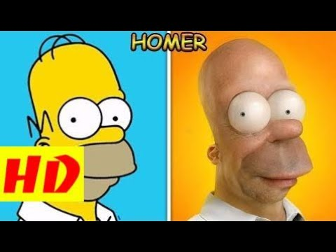 Download 20 Cartoon Characters That Exist In Real Life HD