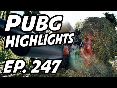 PUBG Daily Highlights   Ep. 247   iijeriichoii, shroud, summit1g, playBATTLEGROUNDS, fl0m, Chad