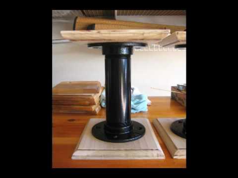 Diy Speaker Stands For Audioengine A5 Speakers Youtube