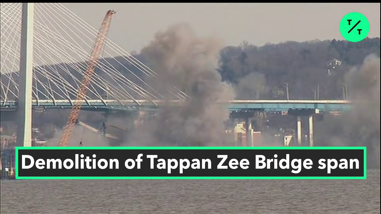 Tappan Zee Bridge demolition: How to watch live stream, in