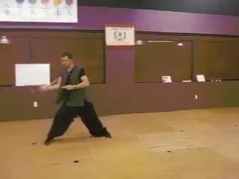 WuDang Sword with original music - Jason Campbell