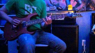 Black Sabbath -  Snowblind (guitar cover)