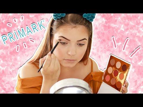 FULL FACE MET PRIMARK MAKE-UP! | Kristina K ❤