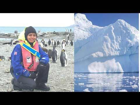Antarctica - My Adventure Journey to the End of the World | Bhavna's Kitchen