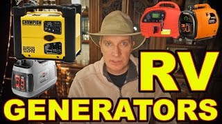 🤔What GENERATOR is Best for RV Camping? Share Your Experiences - Post a Comment!