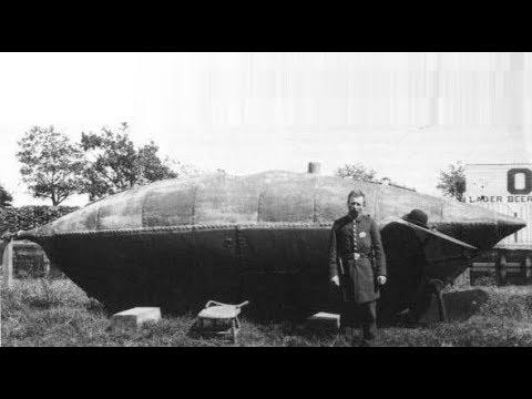 American Civil War Submarines - Explained