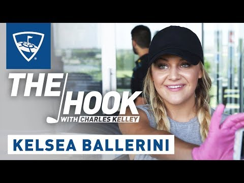 The Hook with Charles Kelley | Kelsea Ballerini | Topgolf