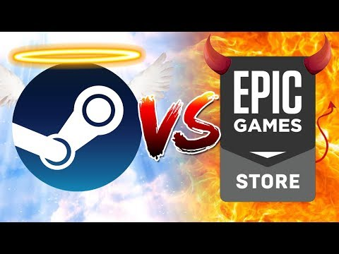 Steam VS Epic Games Store Bad for Everyone? - Inside Gaming Daily