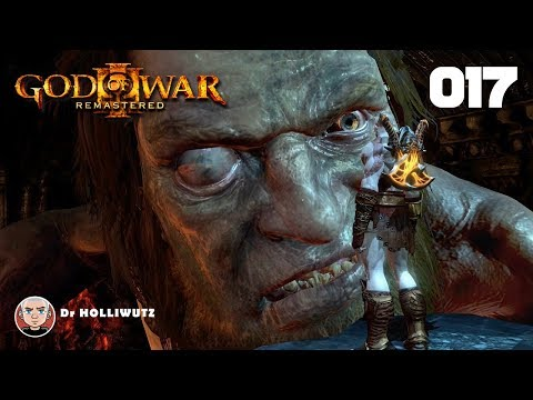 God of War 3 #017 - Kronos warte schon [PS4] Let's Play GOW3 remastered