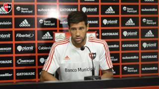 Sebastián Domínguez en conferencia de prensa | 28.03.2017
