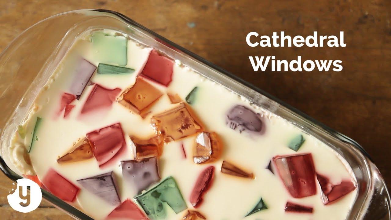 Cathedral cake recipe filipino