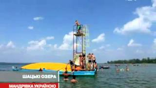 видео Отдых на Шацком поозерье