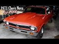 1971 Chevrolet Nova Built Big-Block V8 - Lopey Idle