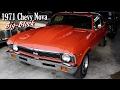 1971 Chevrolet Nova Built Big-Block V8 - Lopey Idle