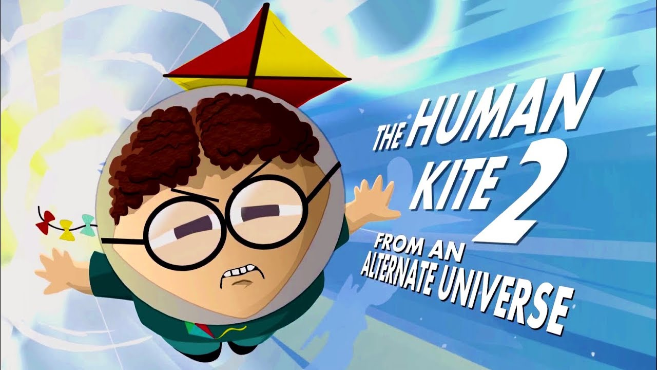 kyle schwartz is a superhero south park the fractured but whole
