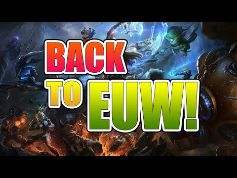 TWP - BACK ON EUW !
