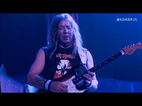 Iron Maiden - Run To The Hills, live at Tele2 Arena, Stockholm Sweden 2018-06-01