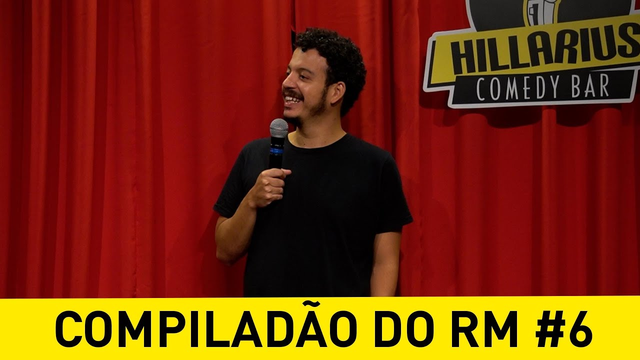 Rodrigo Marques - Compilado #6 - Stand Up Comedy