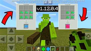 СБОРКА НОВЫХ МОДОВ для Minecraft PE 1.12.0.4! СКАЧАТЬ СЕЙЧАС БЕСПЛАТНО!