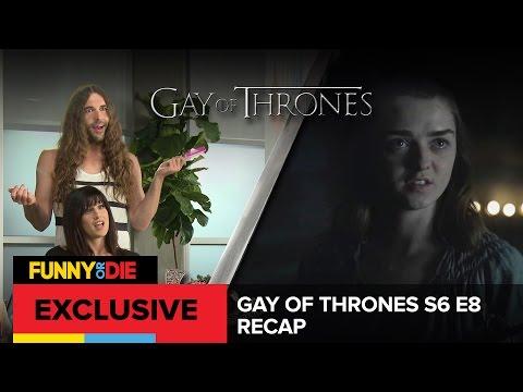 Know Cum - Gay Of Thrones S6 E8 Recap