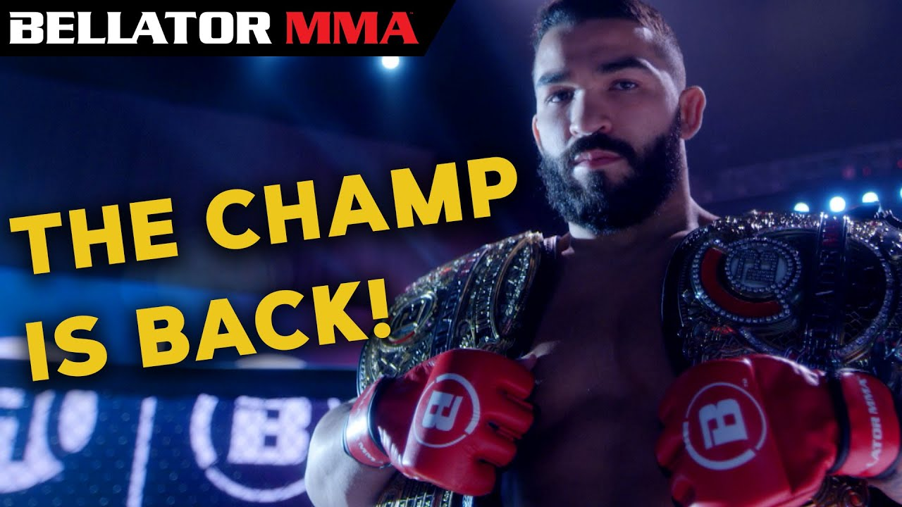 How Long Can He Stay On TOP!? | Patricio Pitbull | BELLATOR MMA