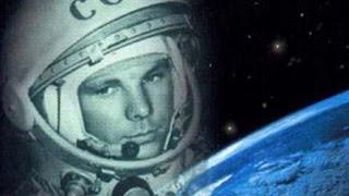 Юрий Гагарин(Энциклопедия «Космонавты». Космонавт № 1. 4 октября - начало космической эры человечества. В 1957 году в этот..., 2013-10-04T06:18:39.000Z)