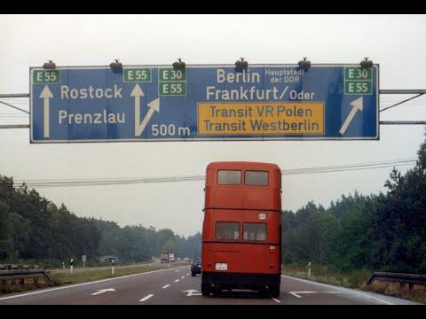 Transit West-Berlin -