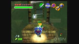 Troublesome Wallmaster - Zelda: Ocarina of Time - Shadow Temple - Part 175