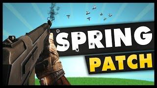 SPRING PATCH! - Battlefield 4 Update Patch Notes - Waffen Änderungen des neuen Frühlings Patch