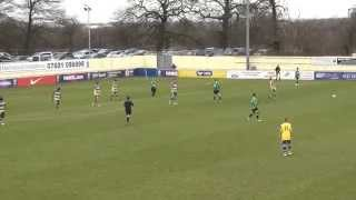 Solihull Moors 1 Worcester City 4 Vanarama Conference North