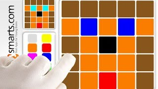 Easy Educational Puzzle Game for preschool kids - best iPad app demo