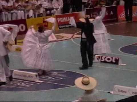 Martha Soriano y Jose Casas - Marinera Corazon Cor...