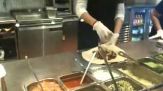 Chipotle (Чипотл) - мексиканская кухня в Америке