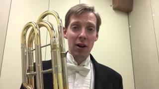 Bass Trombone Upper Register, with James Markey