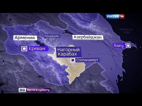 Вокруг Карабаха: новая