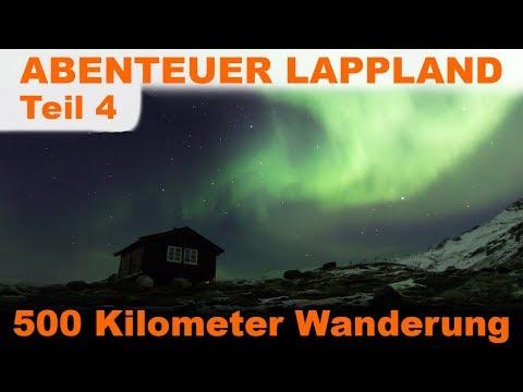 Abenteuer Lappland | 500 Km Trekking Nordkalottleden 4/4