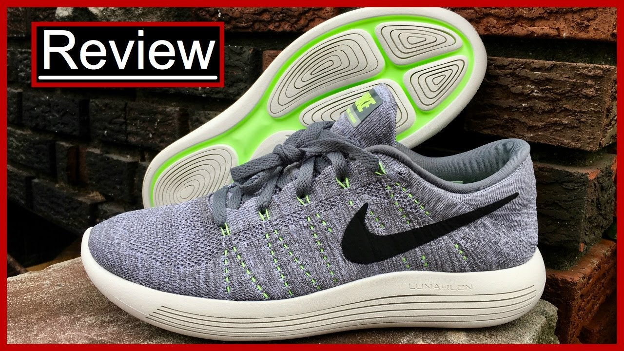 055dc61a5897e Nike Lunarepic Low Flyknit Review - YouTube