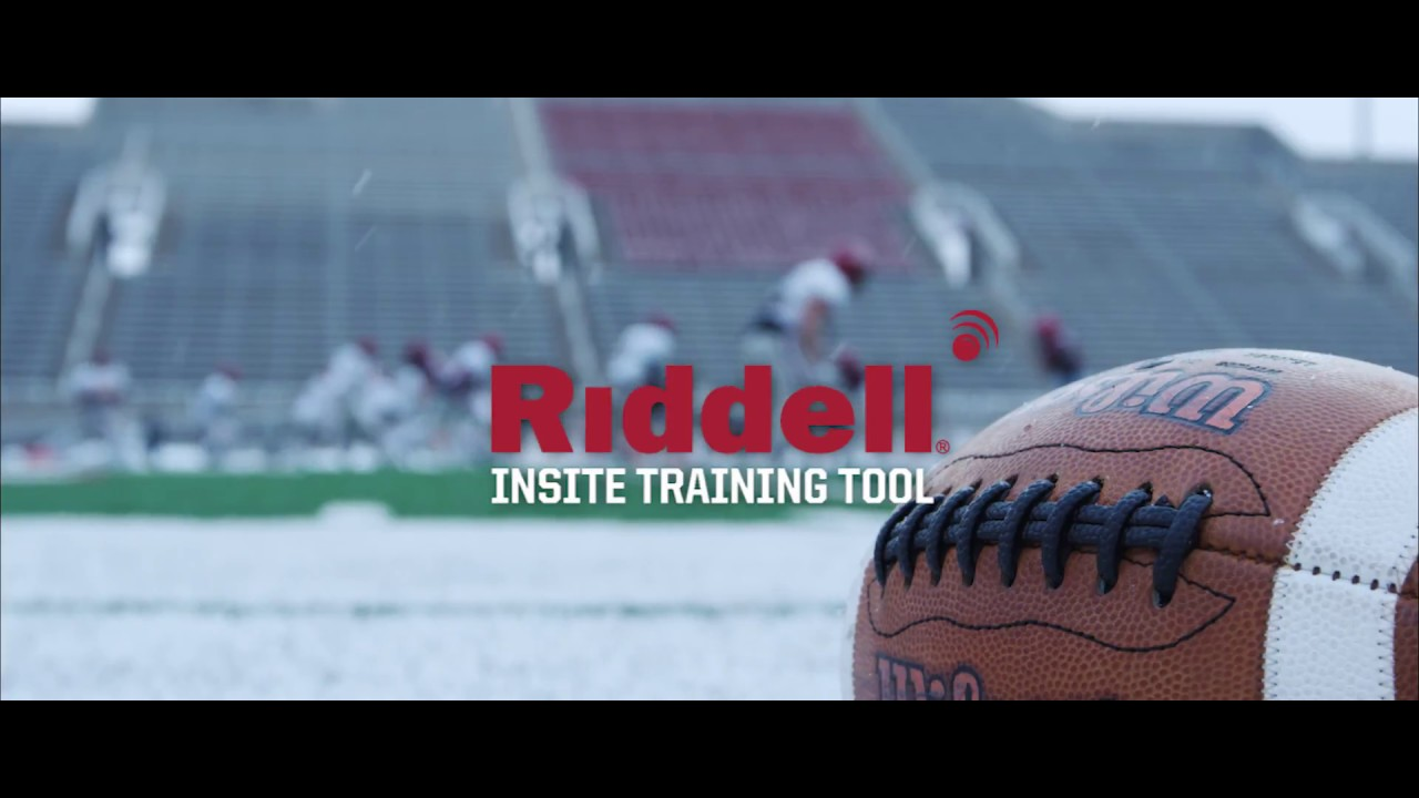 97f95e61b42 Riddell InSite Training Tool  Colgate Training Opportunities - YouTube