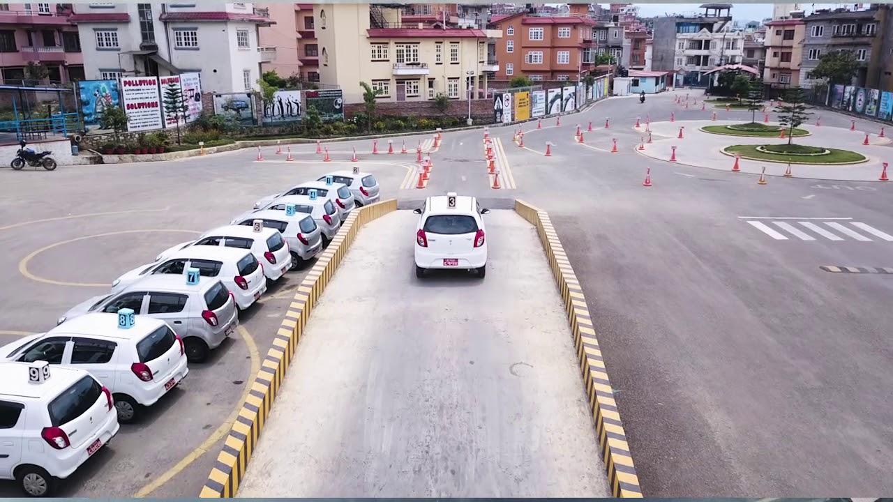 Suzuki Driving School