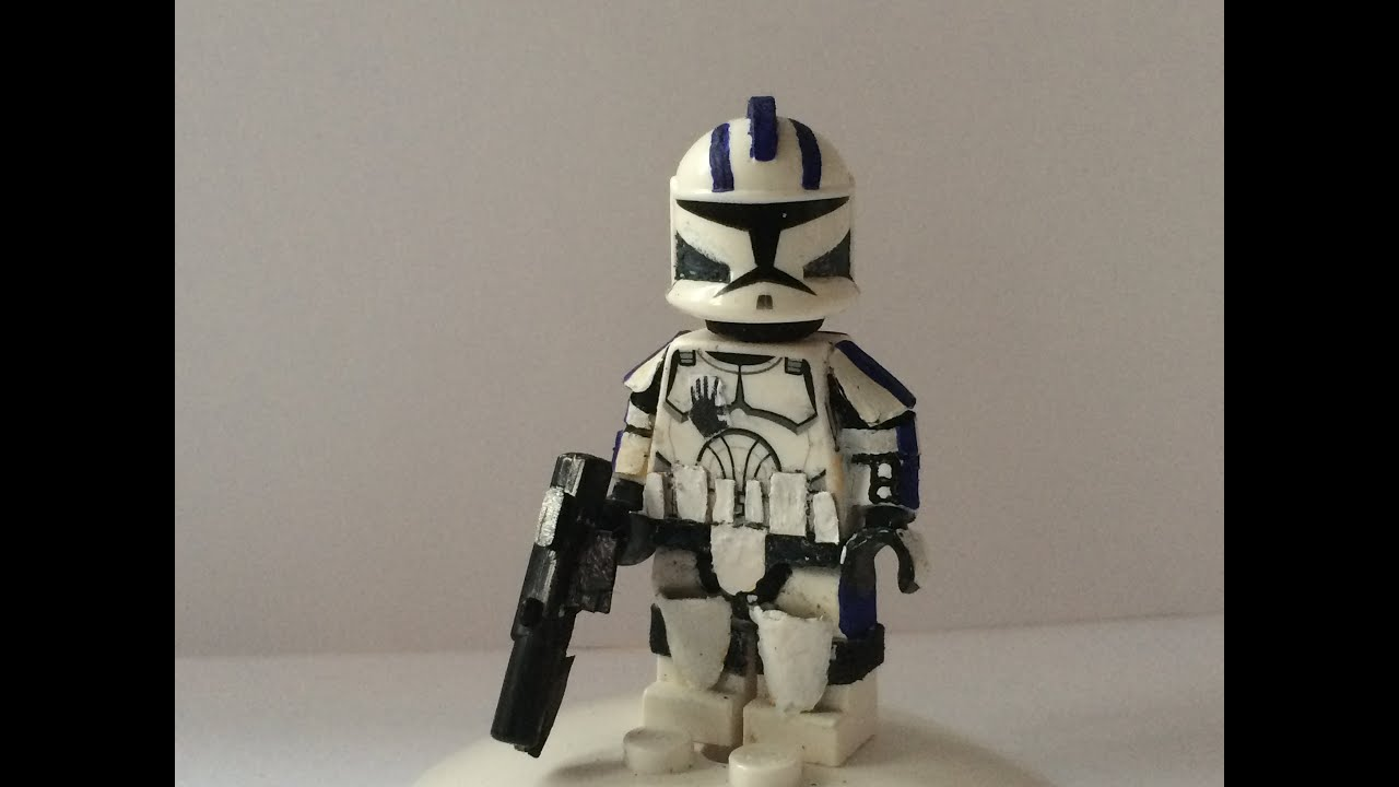 lego star wars custom clone troopers car interior design. Black Bedroom Furniture Sets. Home Design Ideas