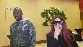 Viviane et son Mari s'affichent au Luxembourg après les rumeurs sur sa supposée grossesse  !!!
