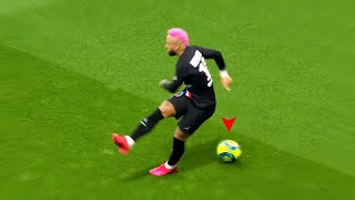 They Didn't Even Touch The Ball