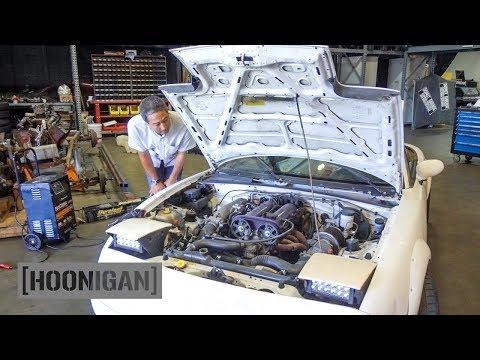 [HOONIGAN] DT 079: $200 Mazda Miata Walk-Around and Diagnosis (Hert Donuts)