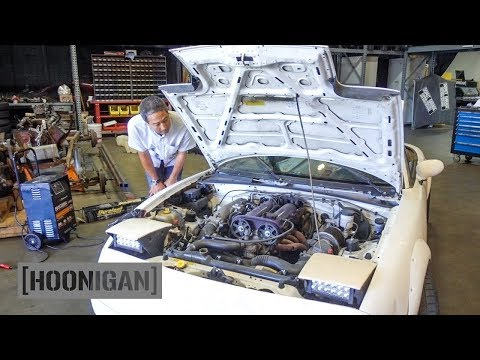 [HOONIGAN] DT 079: $200 Mazda Miata Walk-Around and Diagnosis (Hert Donuts)