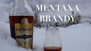 METAXA 7 STAR GREEK BRANDY REVIEW NO. 43