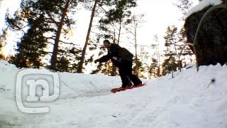 Helsinki Finland Snowboarding Epic With Deja Vu Movie Ep. 7