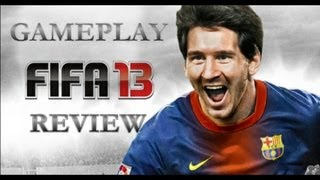 FIFA 13: Gameplay Review