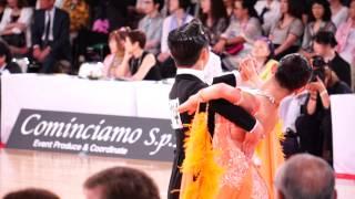2013日本インターナショナルダンス | アマチュア決勝TANGO (財)日本ボ...