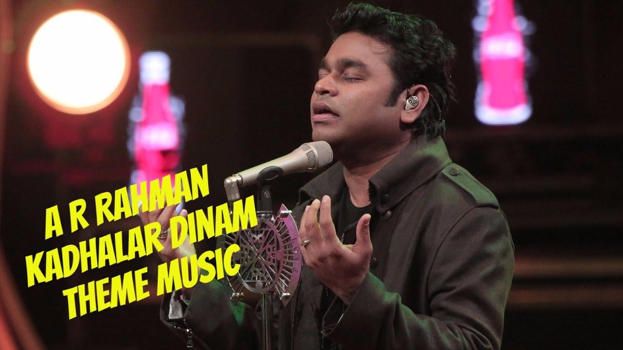 Kadhalar dhinam theme music in perfect piano. Tutorial youtube.