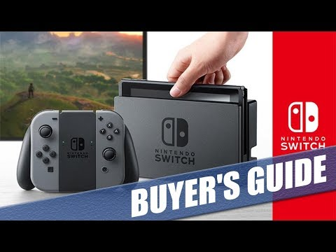 Nintendo Switch: Buyer's Guide - Getting Started
